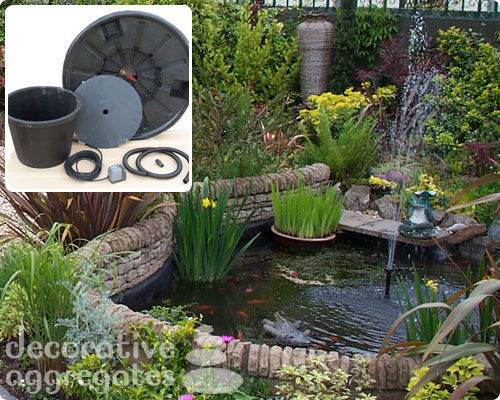 Water Feature Kit Decorative Aggregates