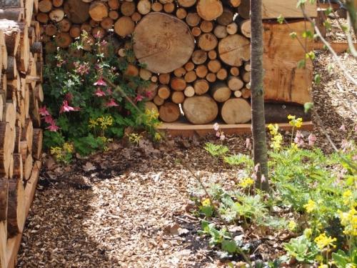 Landscaping Bark Mulch Decorative Aggregates