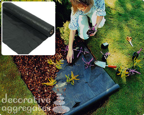 Landscape Fabric Weed Prevention Membrane