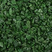 Green Glass Chippings 10-14mm