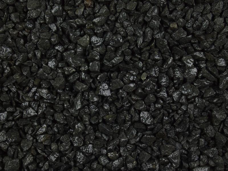 Charcoal Granite Gravel 10mm Decorative Aggregates
