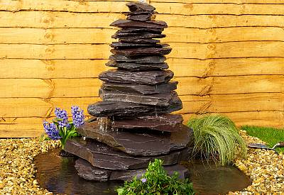 Pyramid Water Feature Kit