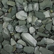 Welsh Green Slate Chippings 20mm