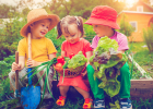 How To Get Kids Excited About Gardening!