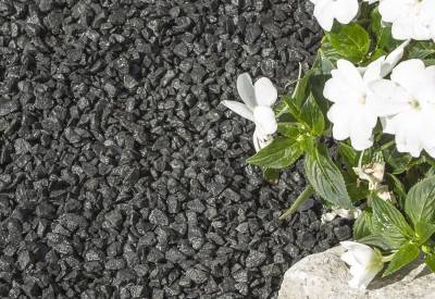 Charcoal Granite Gravel 10 mm