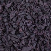 Plum Rubber Landscaping Chippings