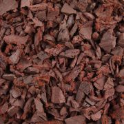 Terracotta Red Rubber Landscaping Chippings