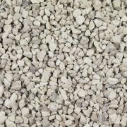 Dove Grey Limestone Gravel 10-14mm