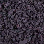 Plum Rubber Playground Chippings