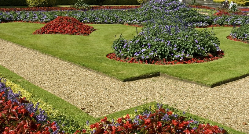 Coloured Stones For Gardens Create beautiful natural pathways decorative aggregates workwithnaturefo