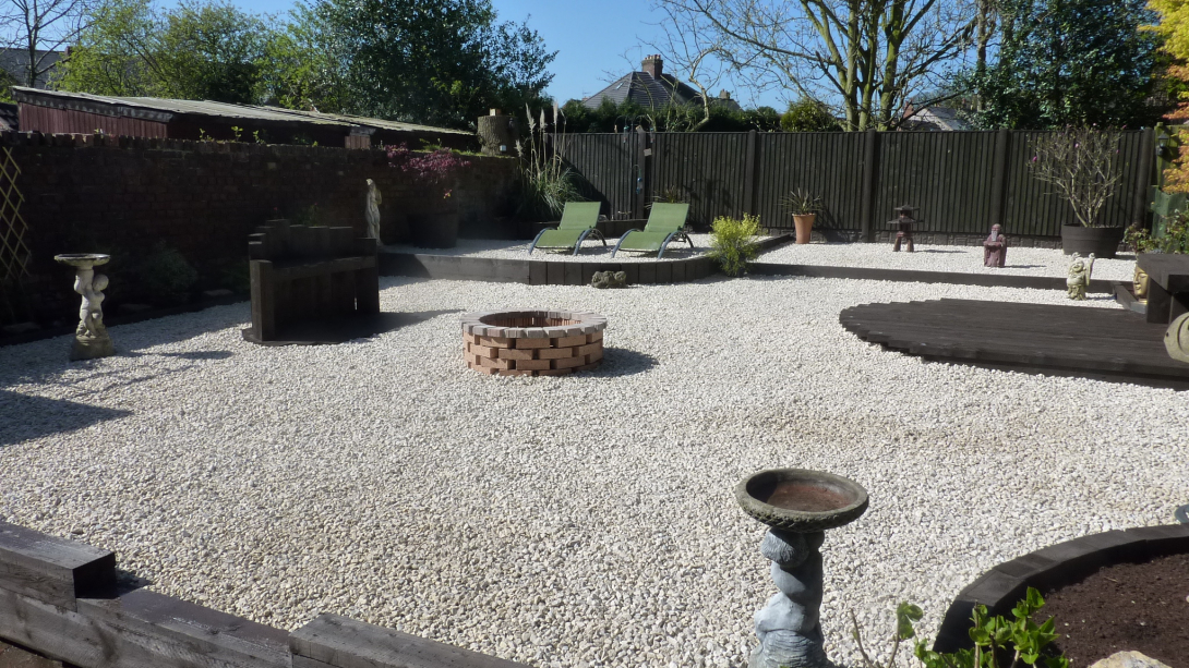 Create A Ground Cover That Stands Out Decorative Aggregates