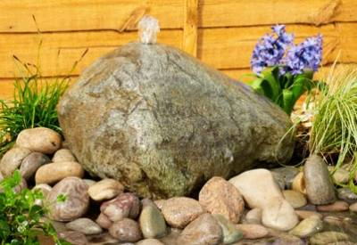 Boulder Water Feature Kit